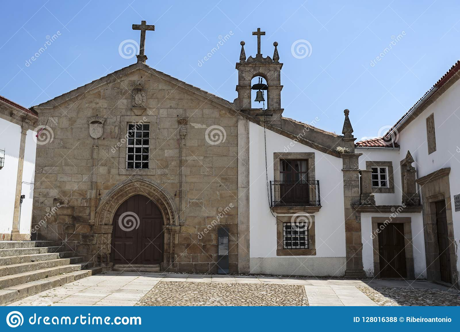 Церковь †Pinhel «пощады