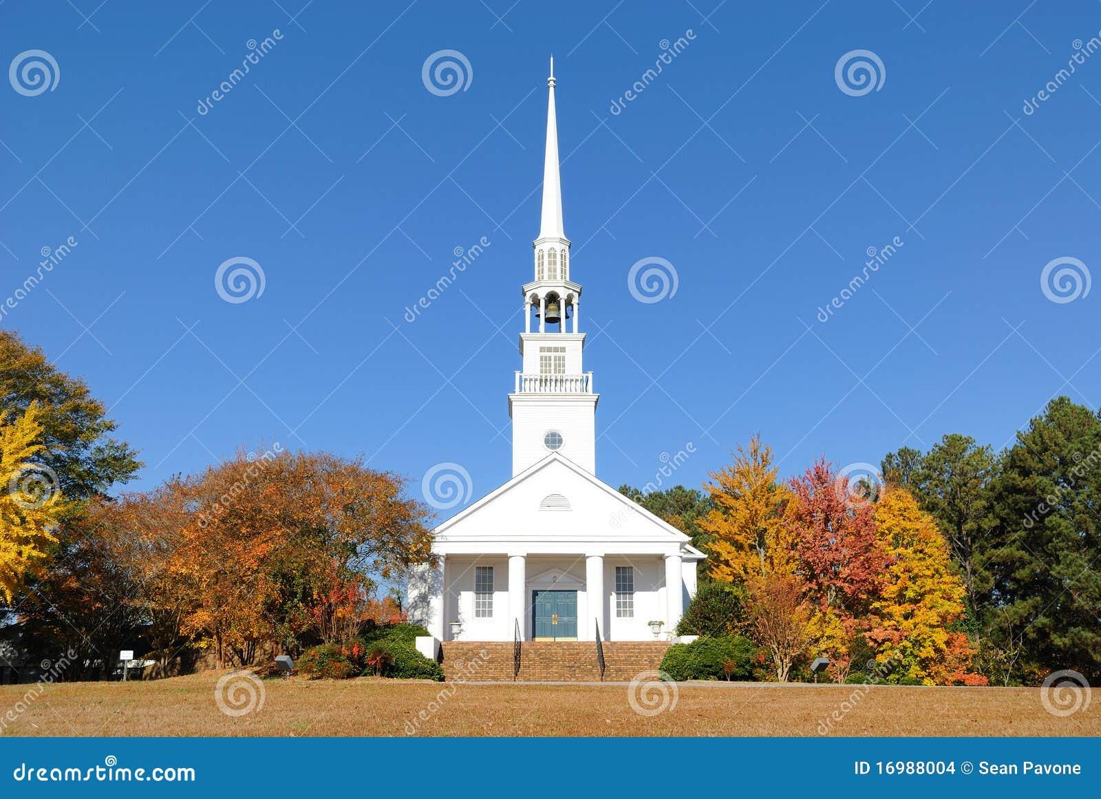 церковь баптиста