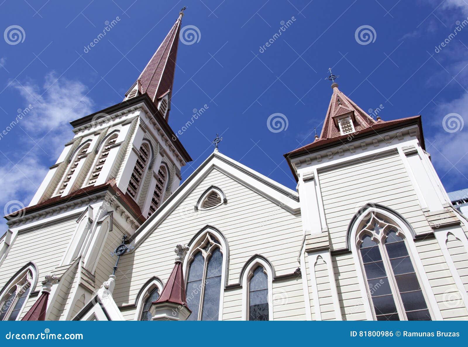 Церковь Веллингтона историческая