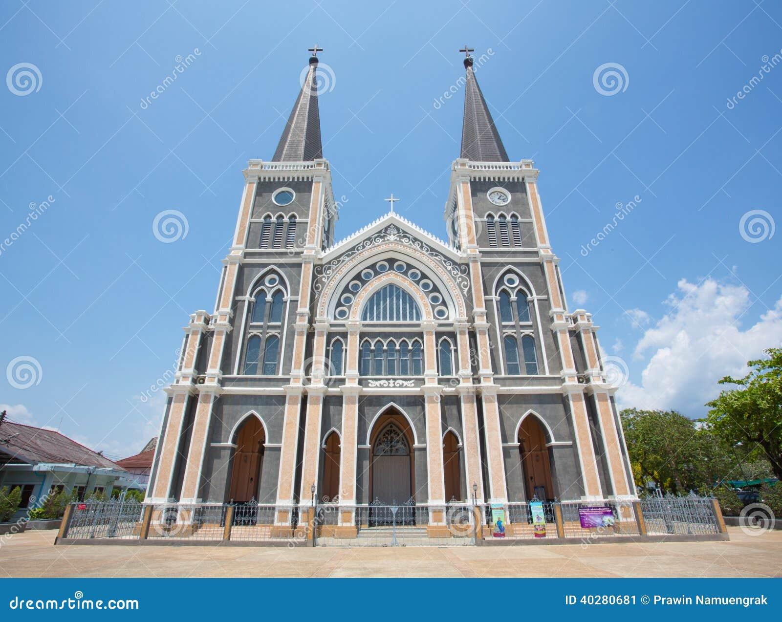 Церковь в Таиланде