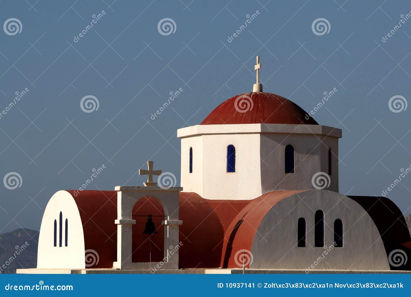 церковь Греция правоверная