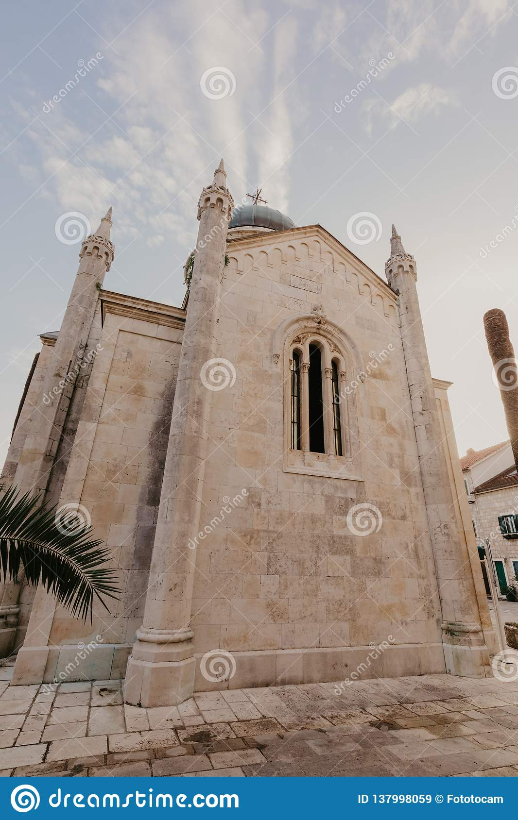 Церковь Майкл Архангела St, Hegceg Novi, Черногория - изображение