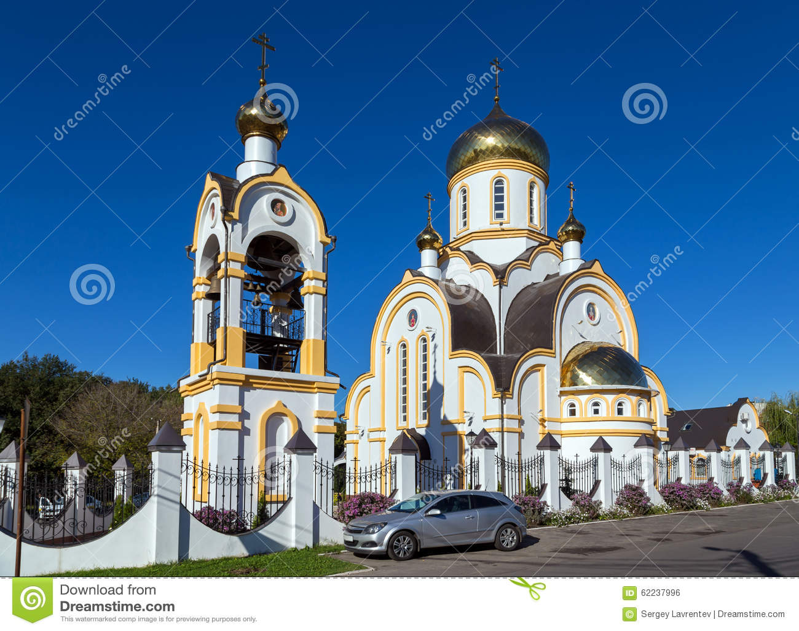 Церковь Николаса и Александры, королевского подателя страсти Курск r