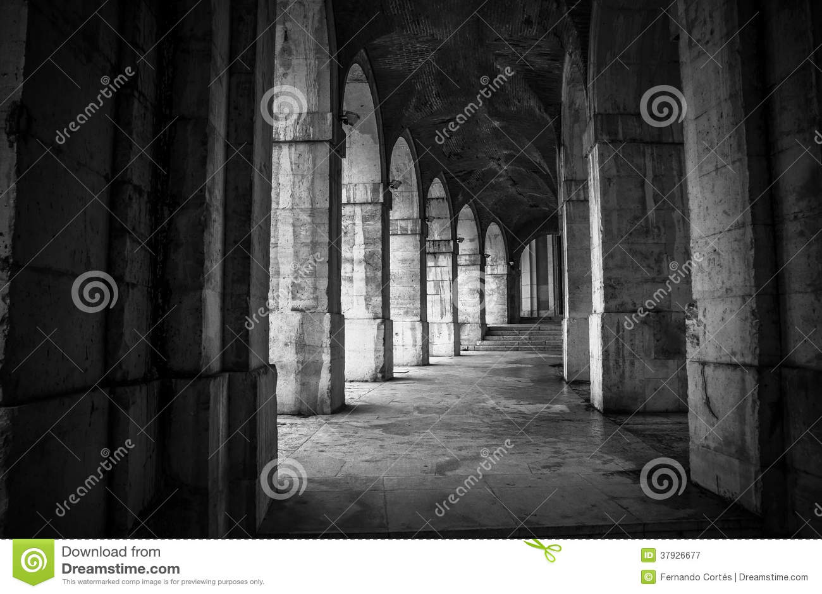 Церковь Сан Антонио. Дворец Аранхуэса, Мадрида, Spain.World h