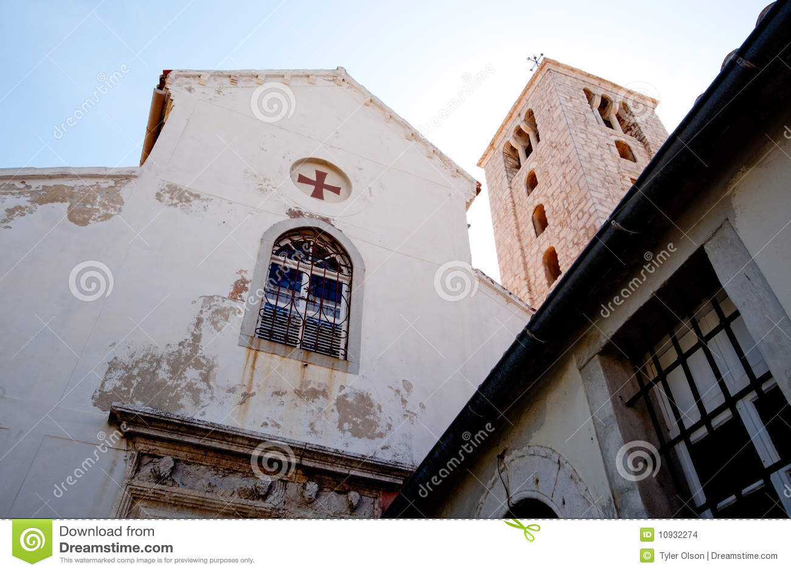 церковь средневековая