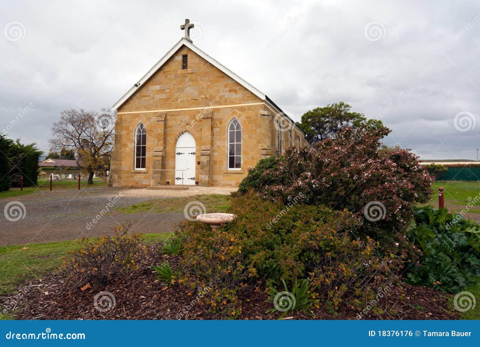 церковь старая