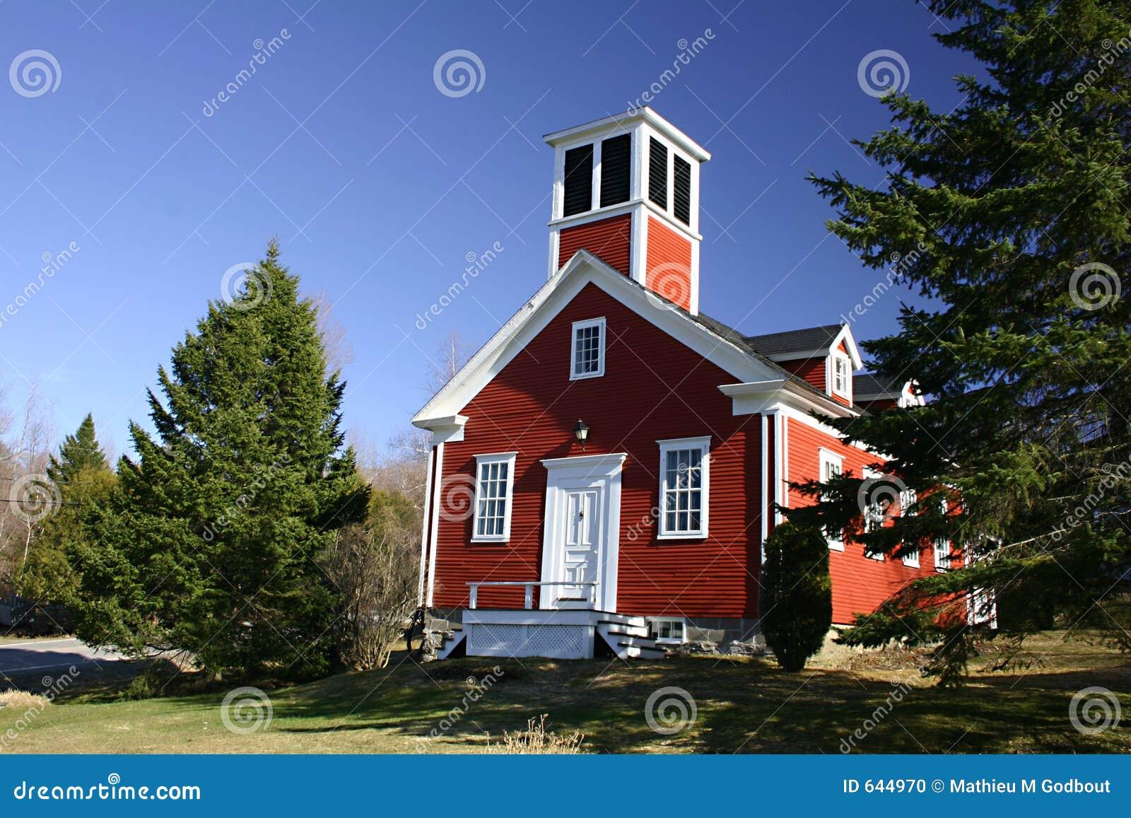 Download церковь стоковое фото. изображение насчитывающей евангелистско - 644970