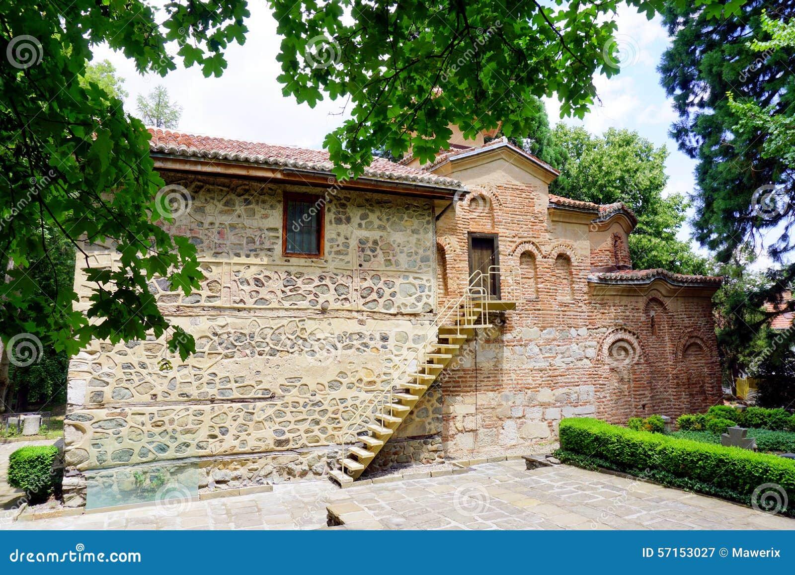 Церковь Boyana