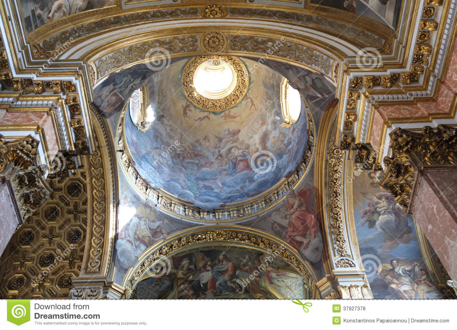 Церковь Mary Magdalene в Риме