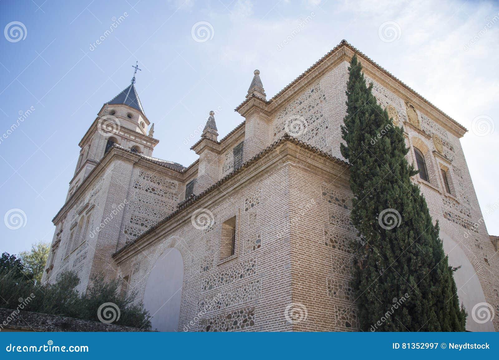 Церковь Santa Maria в Альгамбра