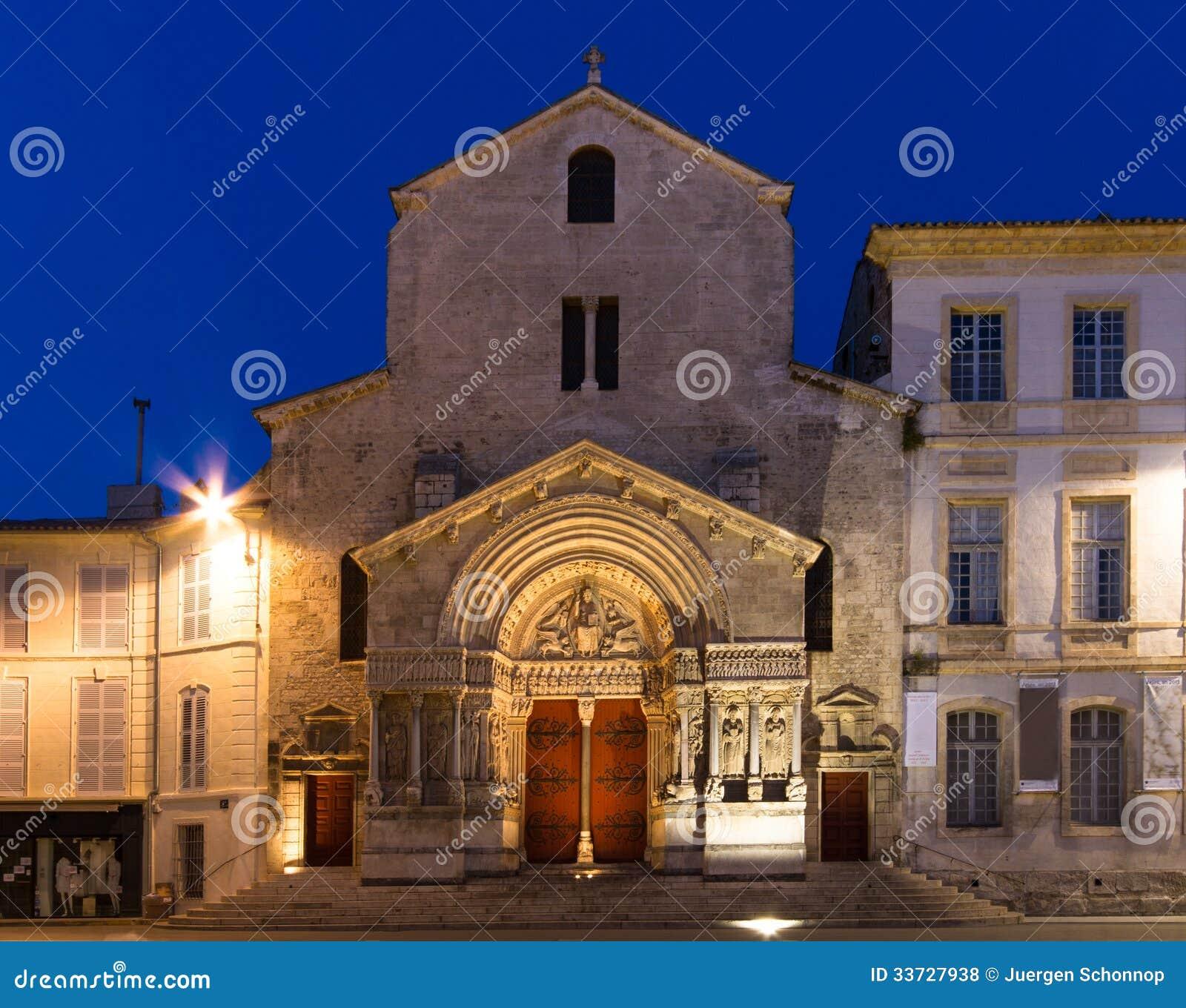Церковь St. Trophime, Arles