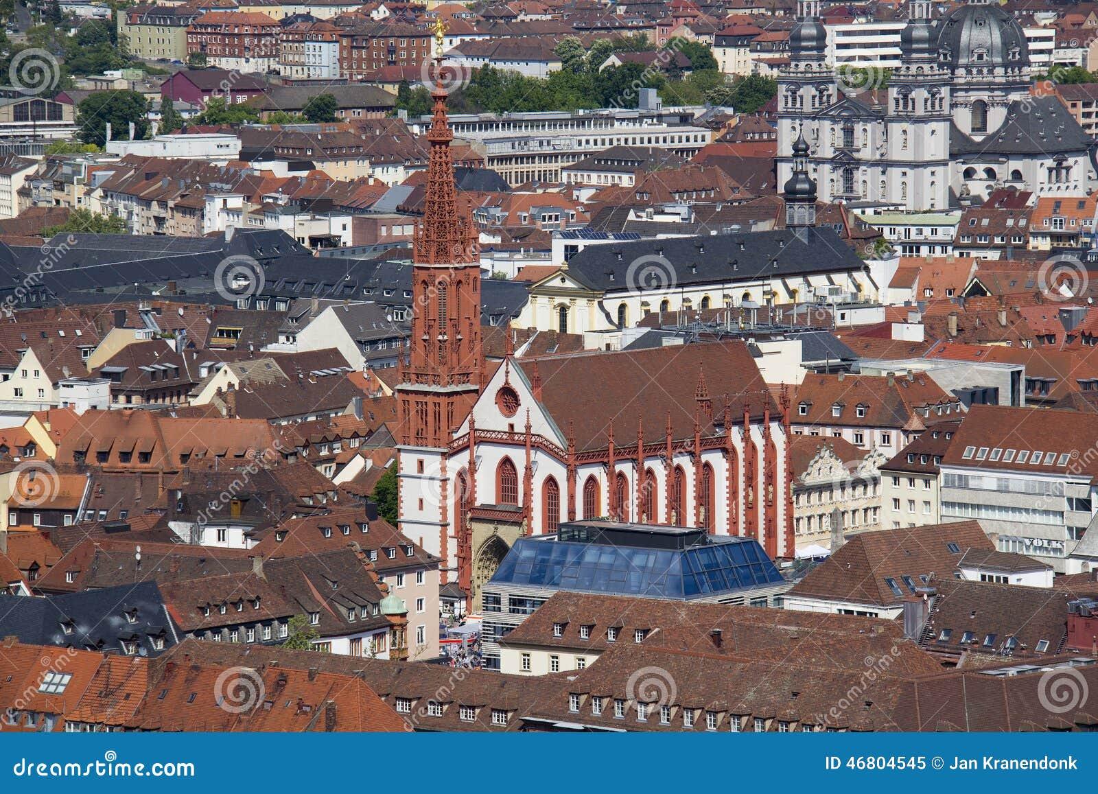 Церковь Wurzburg Marienkapelle, Германия