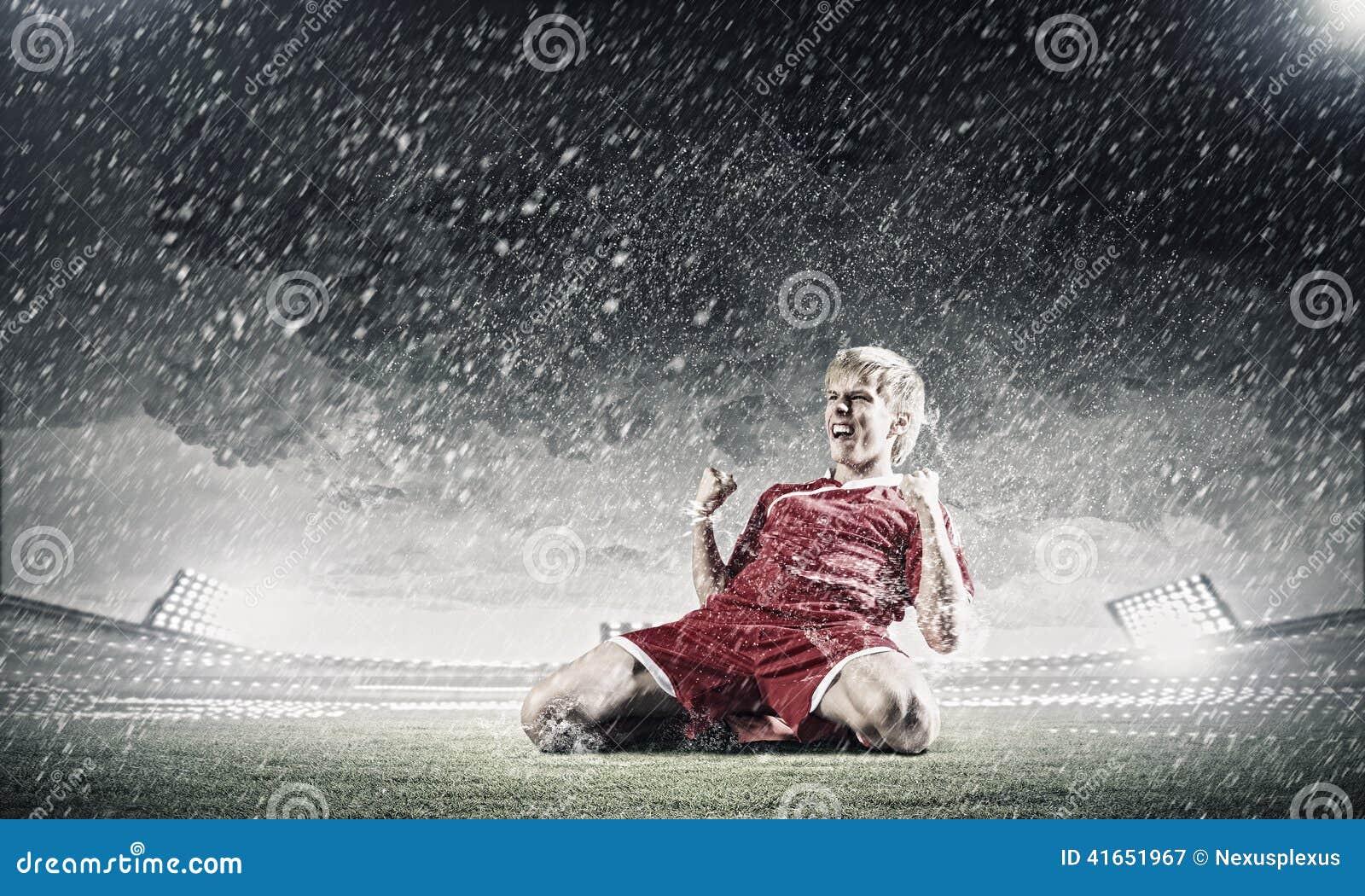 Цель футбола