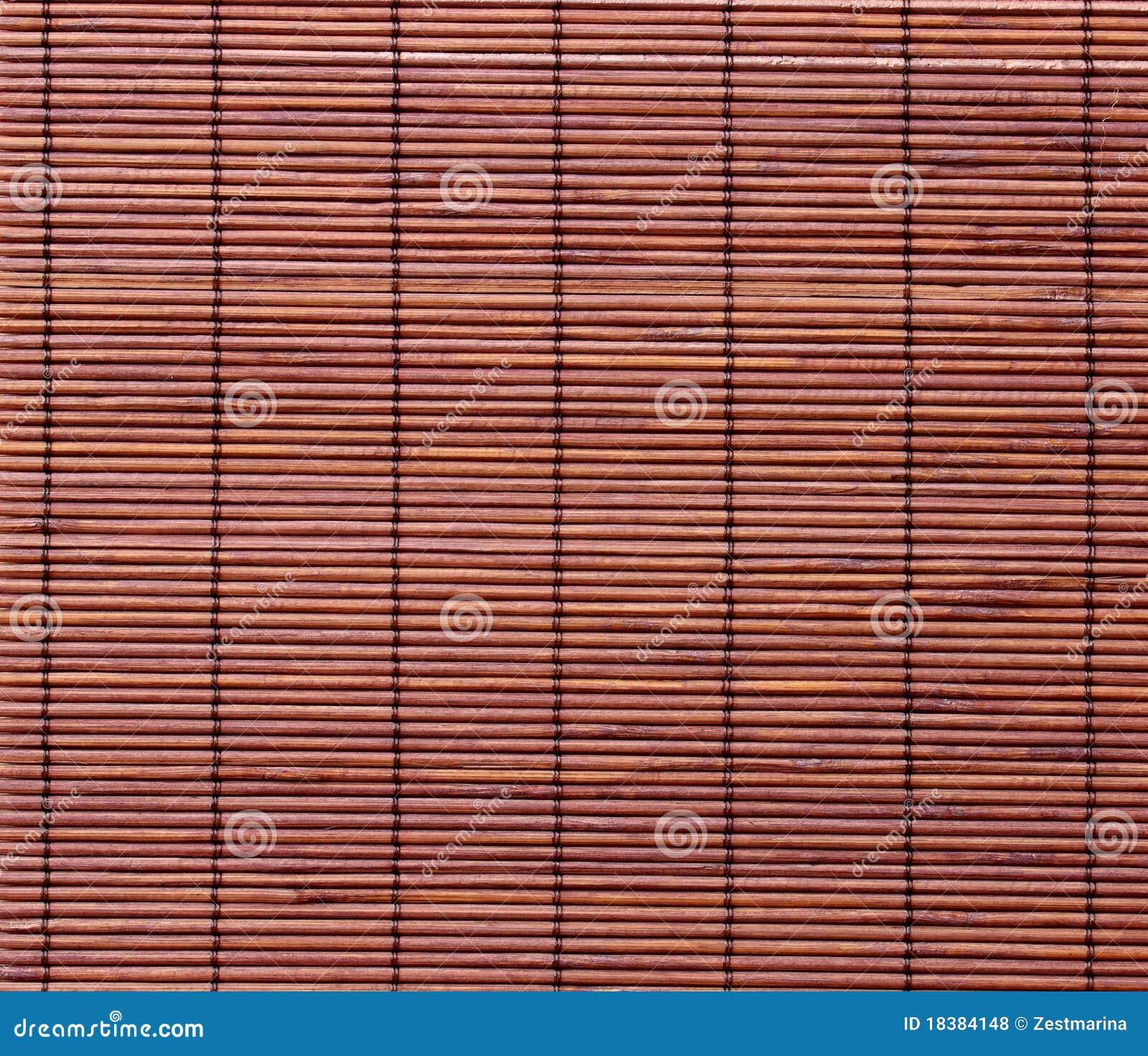 циновка бамбука предпосылки