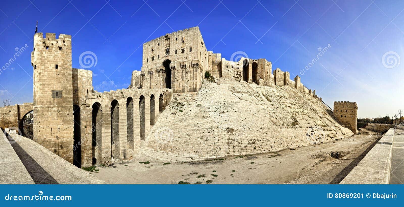Цитадель Сирии - Халеба