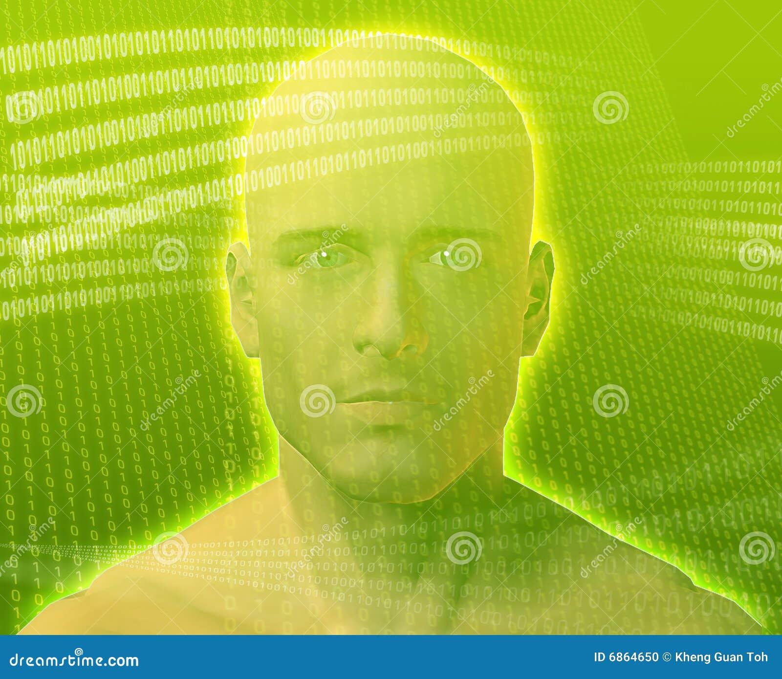 цифровой человек