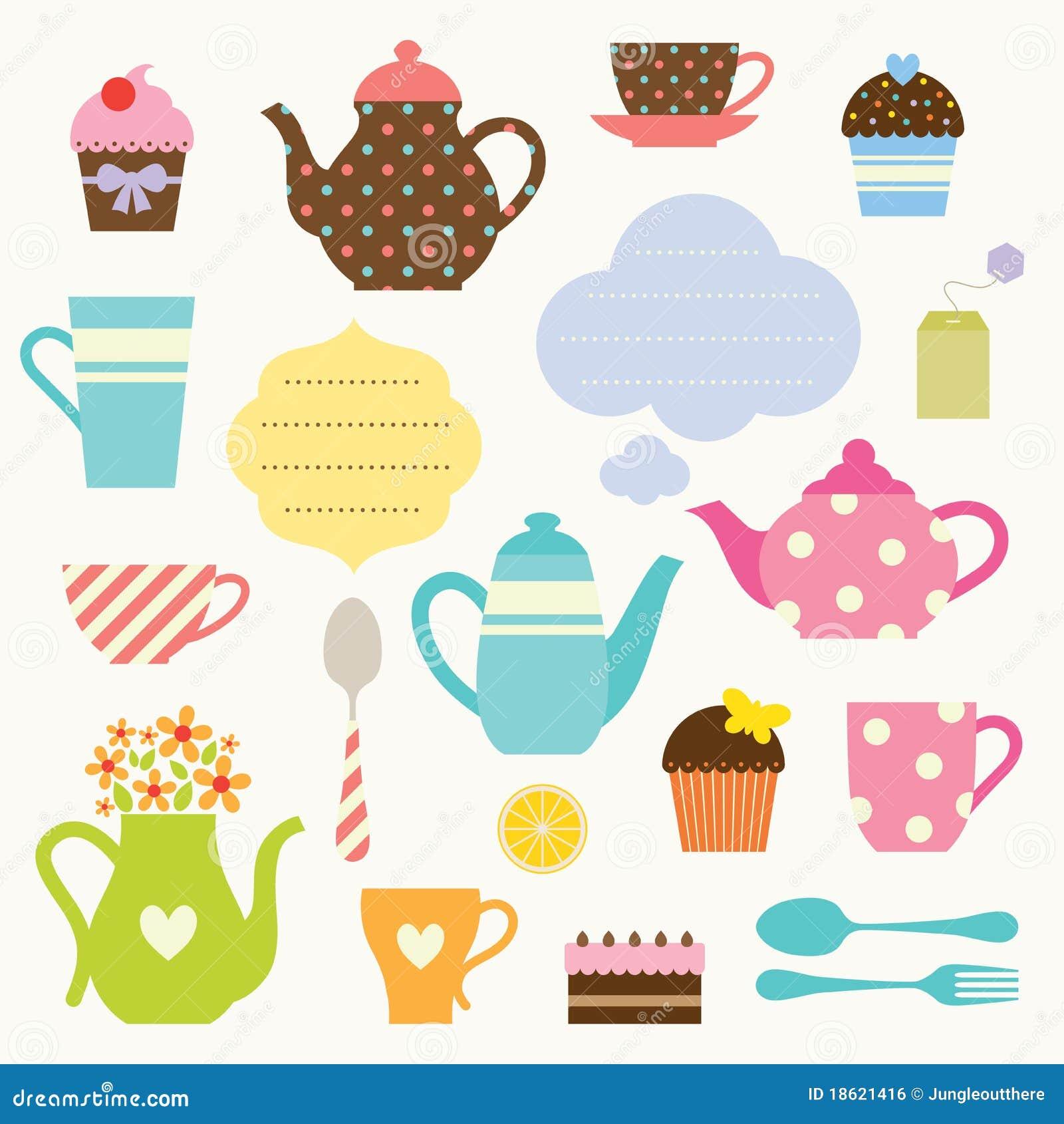 чай партии установленный