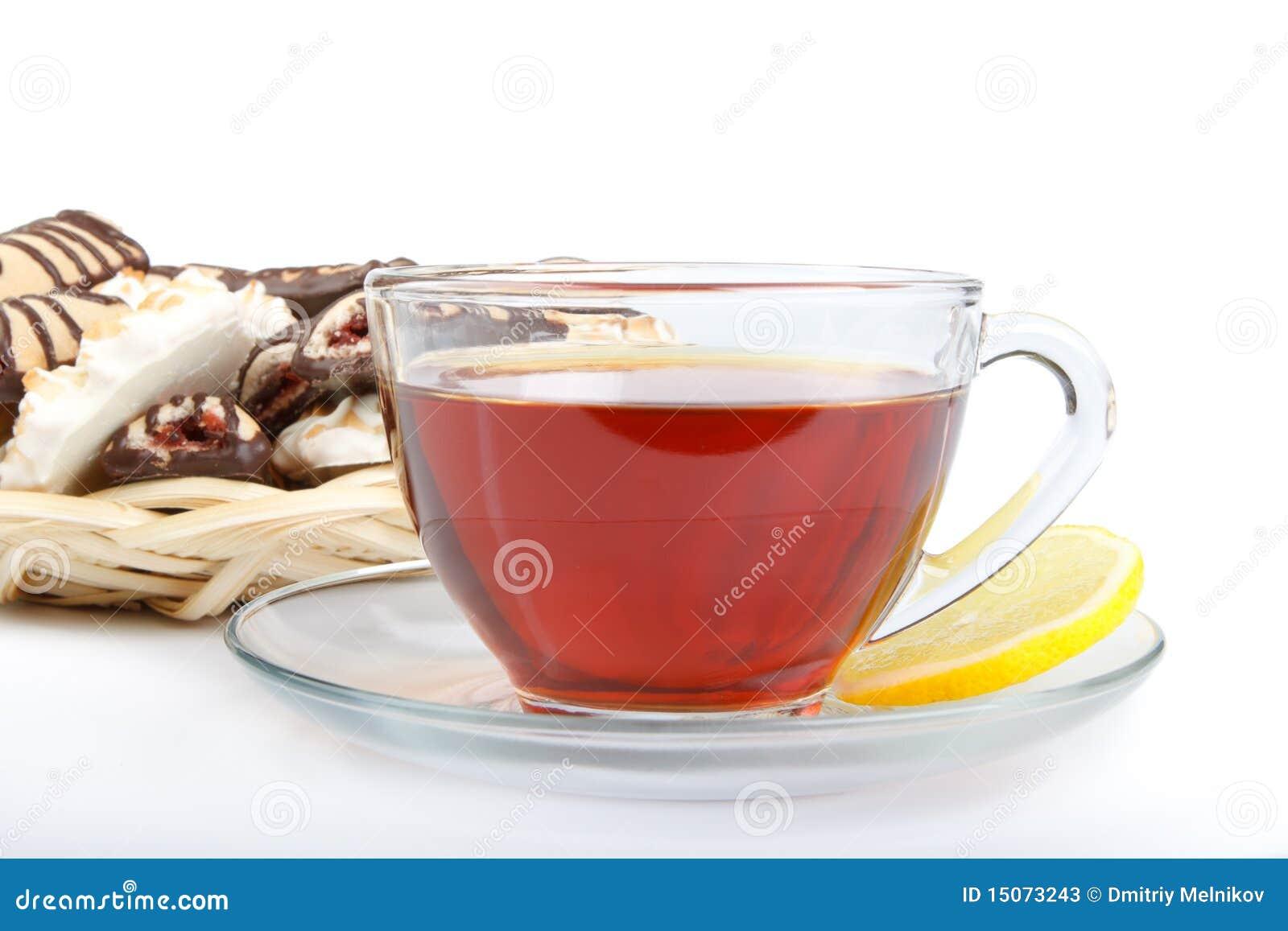 Чай с лимоном печень