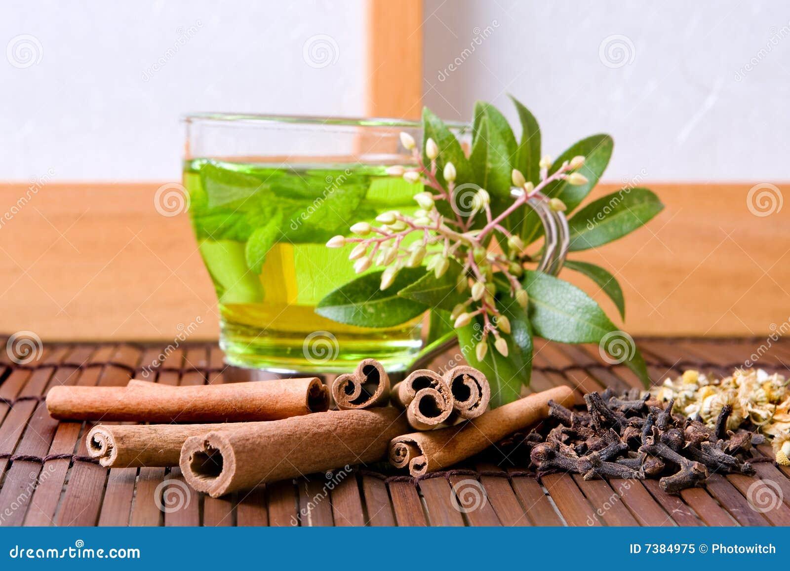 чай трав