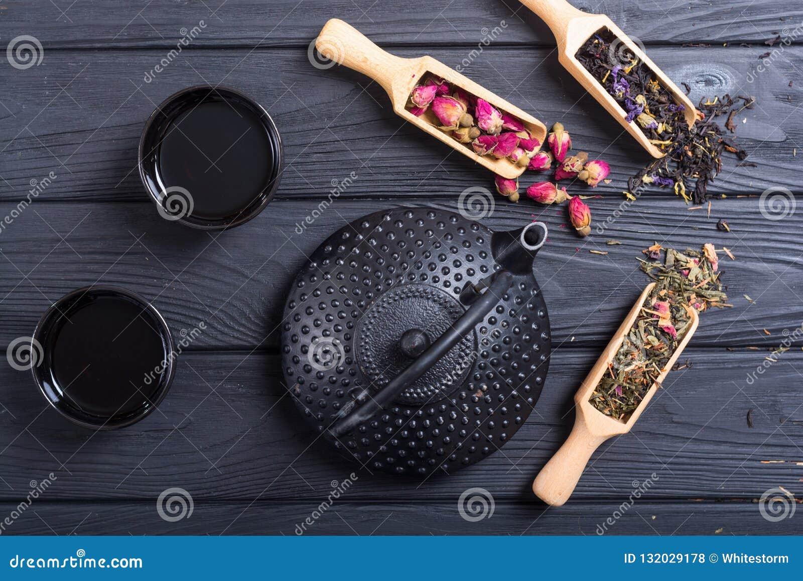 Чай традиционного китайския травяной