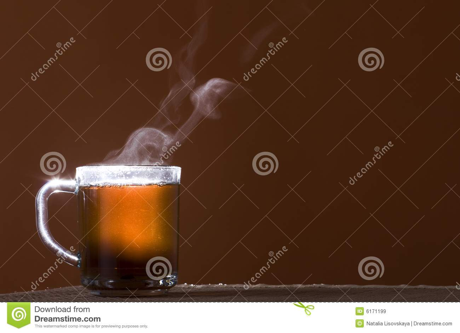 чай чашки стекловидный