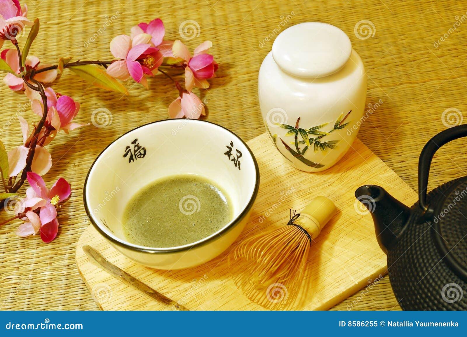 чай японца церемонии