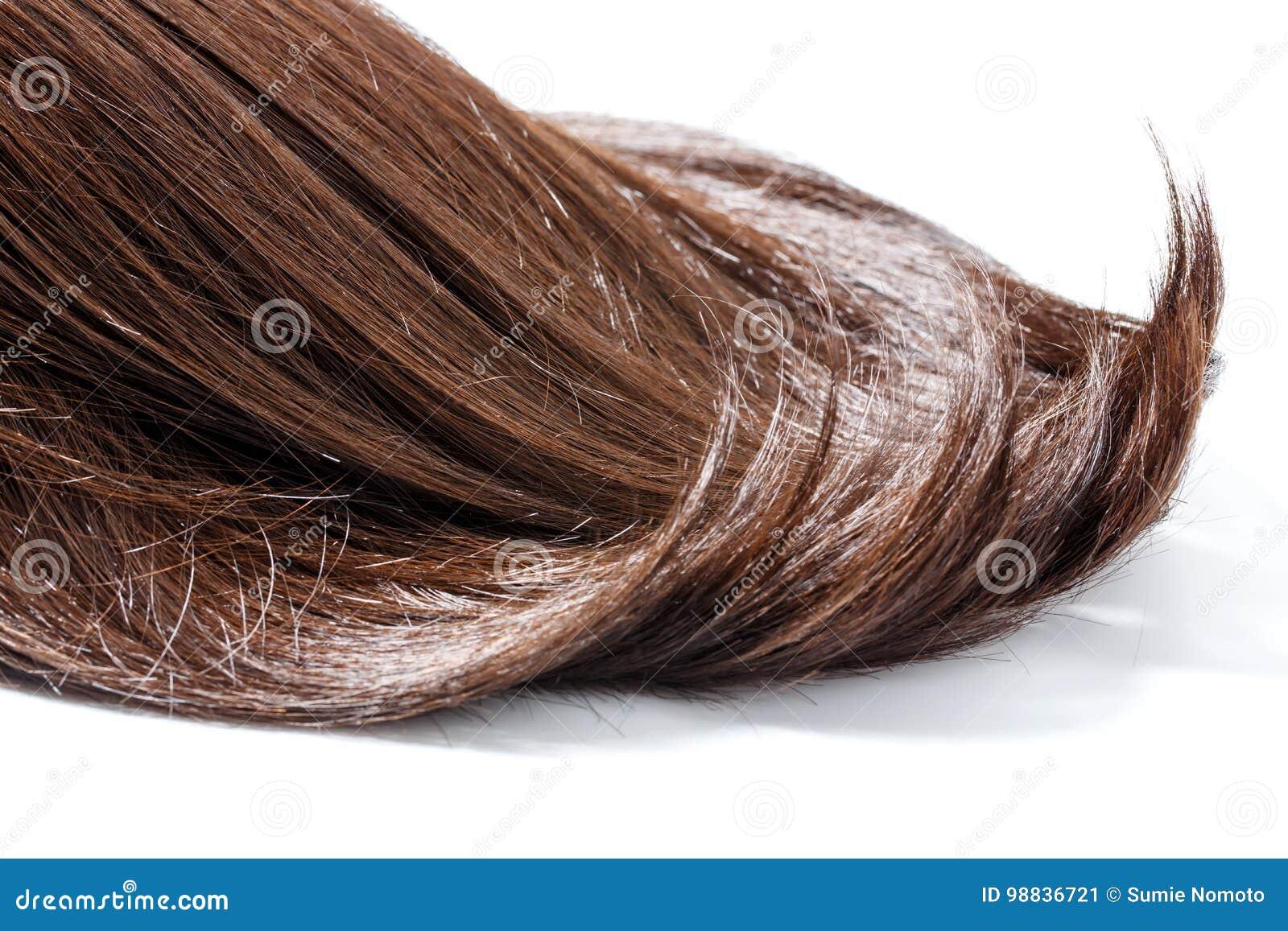 Часть волос Брайна