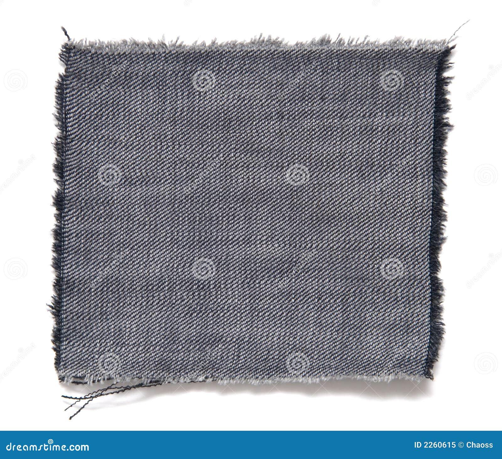 часть края ткани