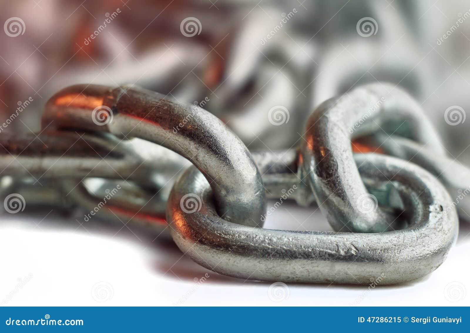 Часть соединений цепи