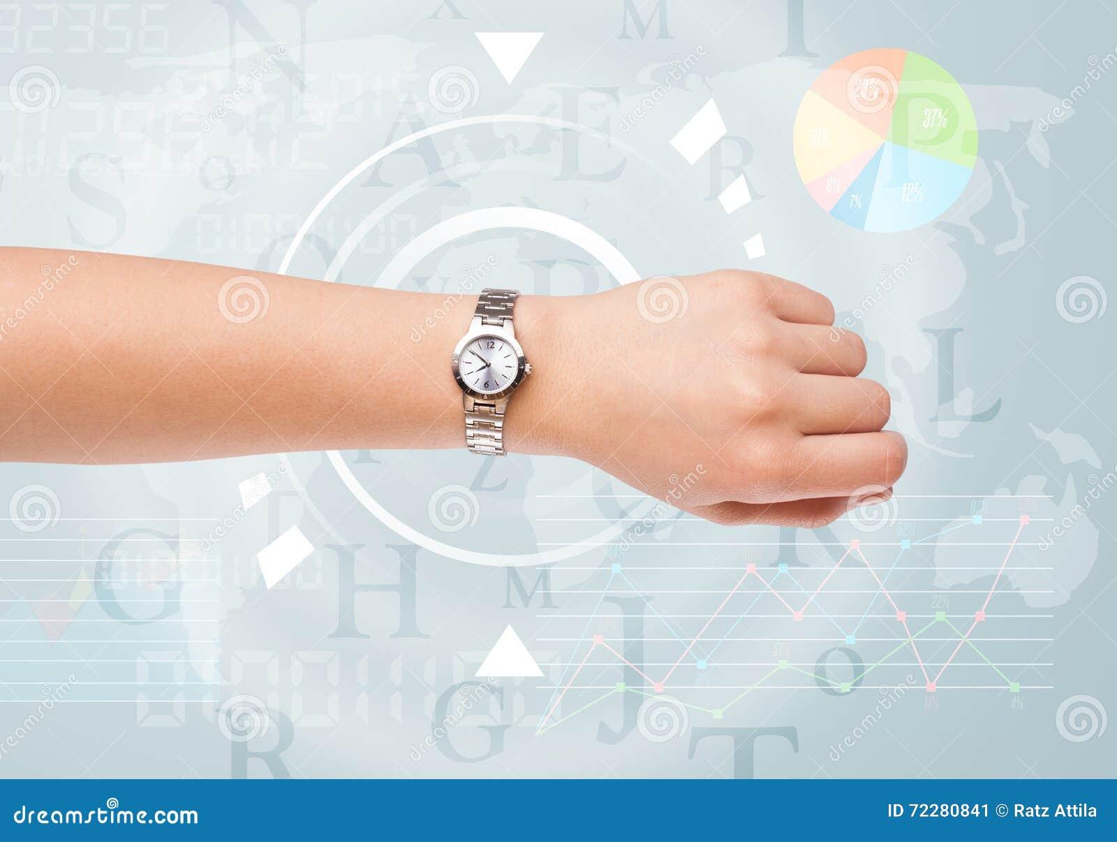 Download Часы с миром приурочивают и финансируют принципиальную схему дела Стоковое Изображение - изображение насчитывающей управление, concept: 72280841
