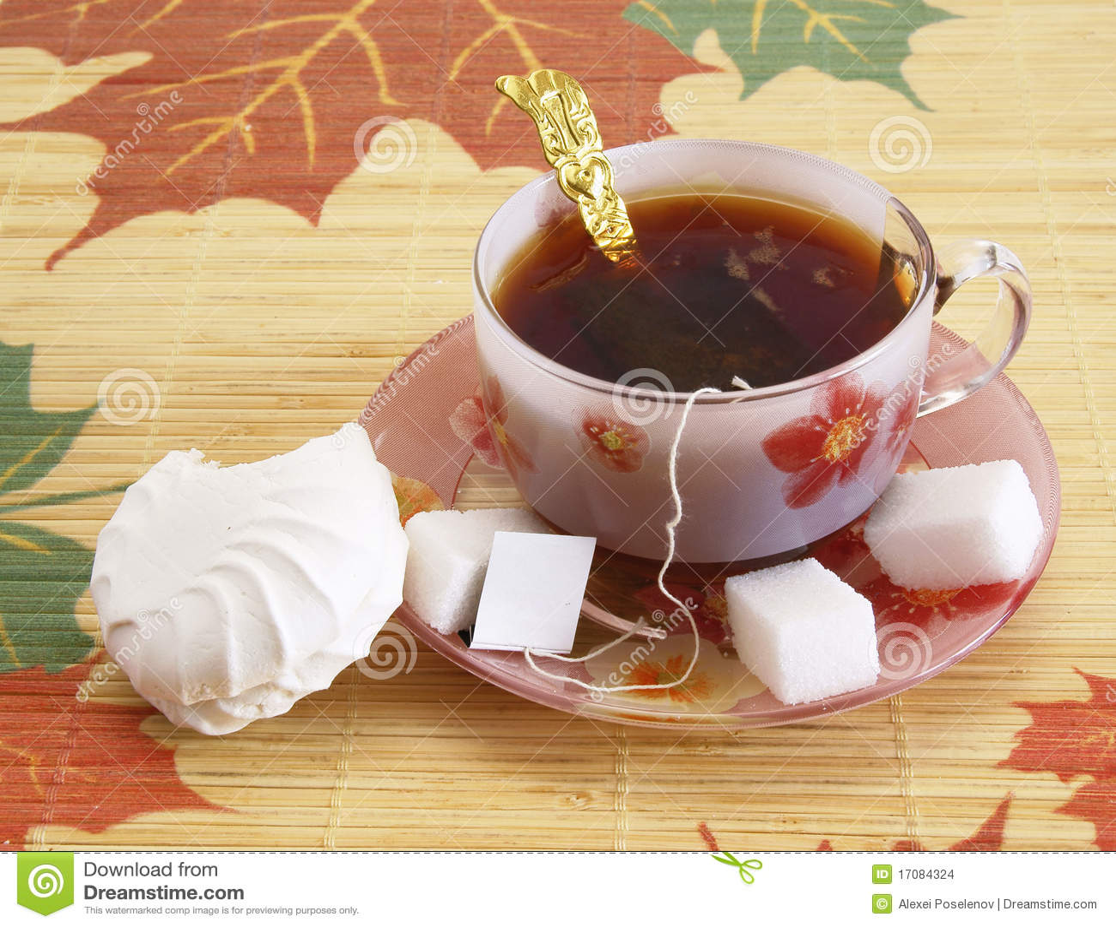 Чашек чаю и zephyr