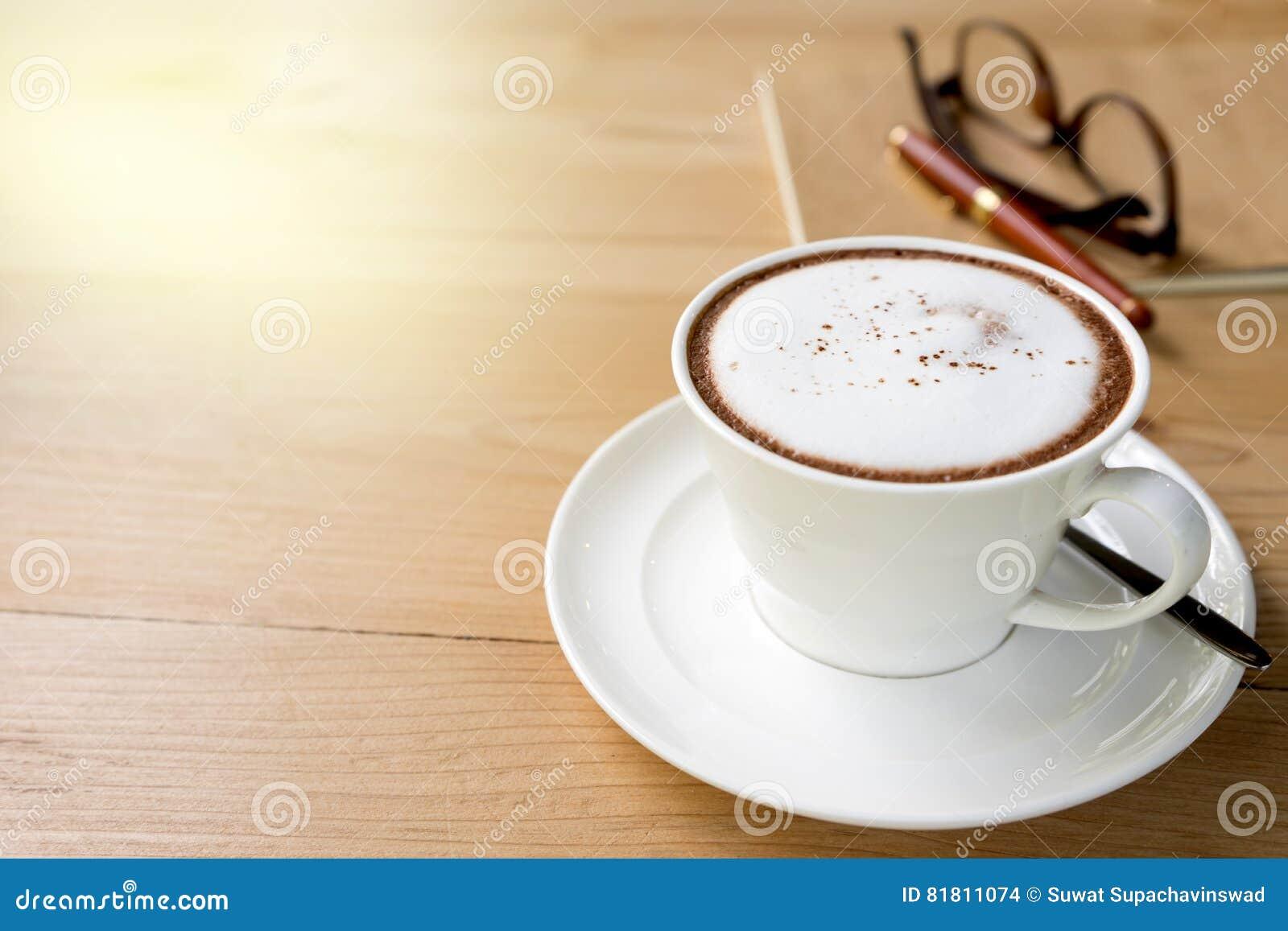чашка горячего cococa
