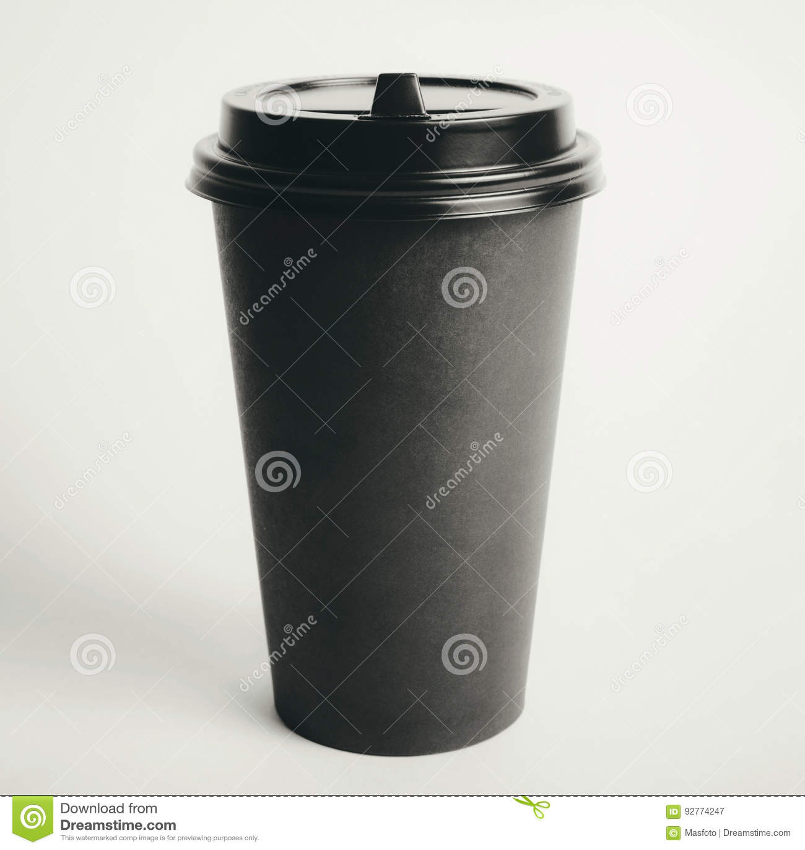 Чашка кофе, который нужно пойти