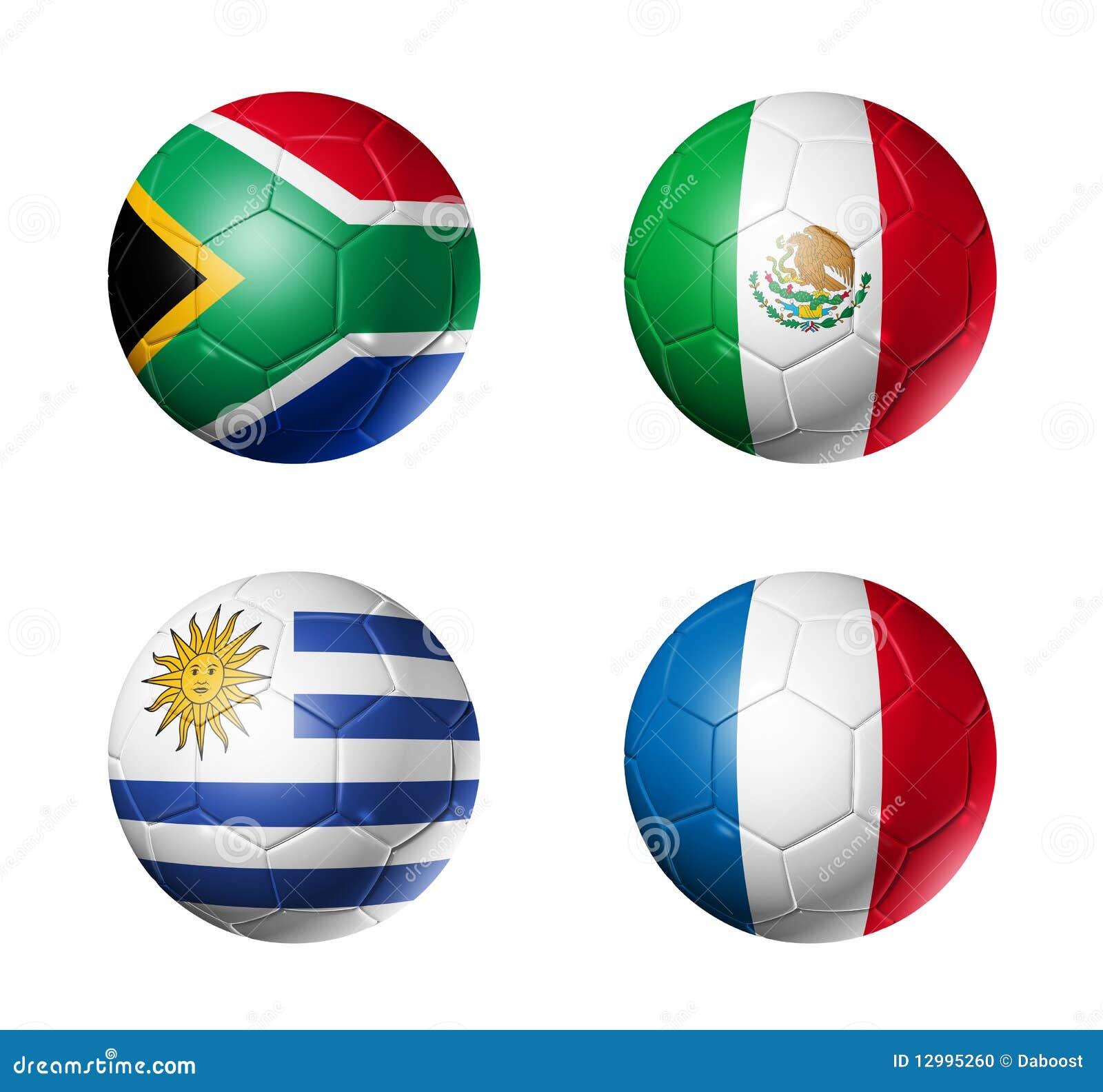 чашка шариков flags мир футбола группы