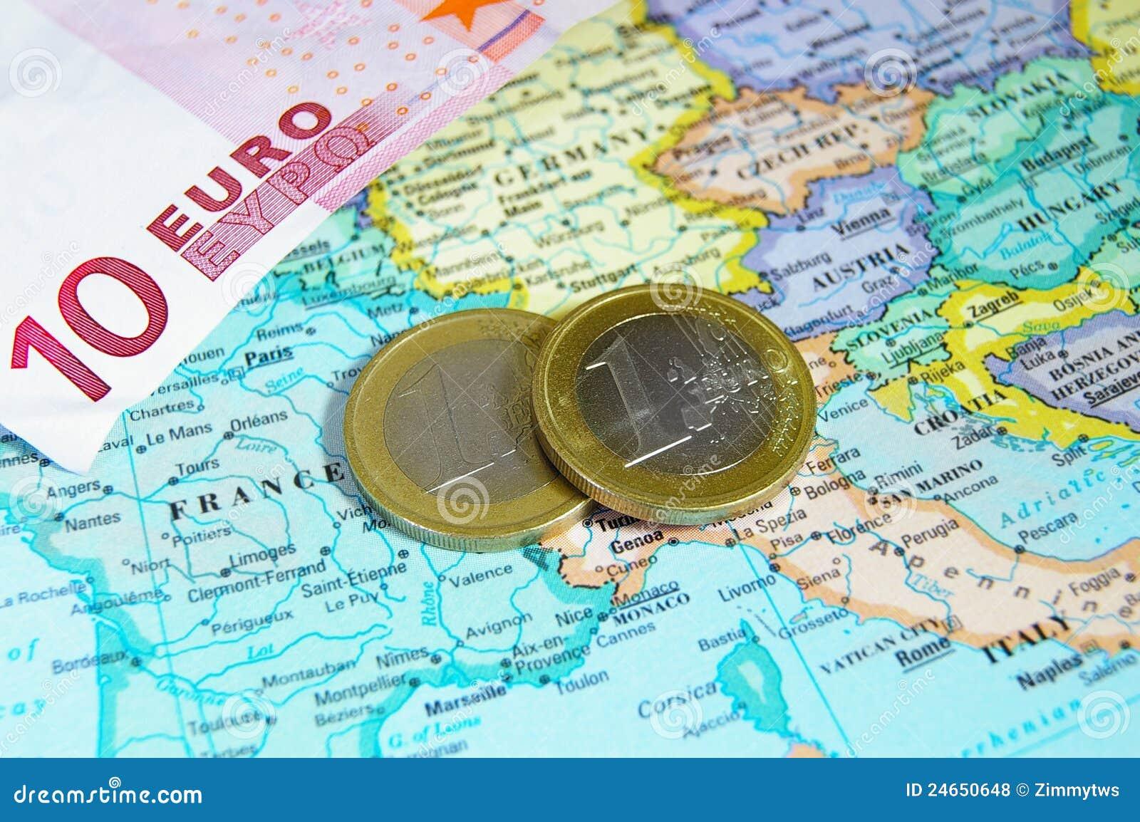 чеканит евро европу