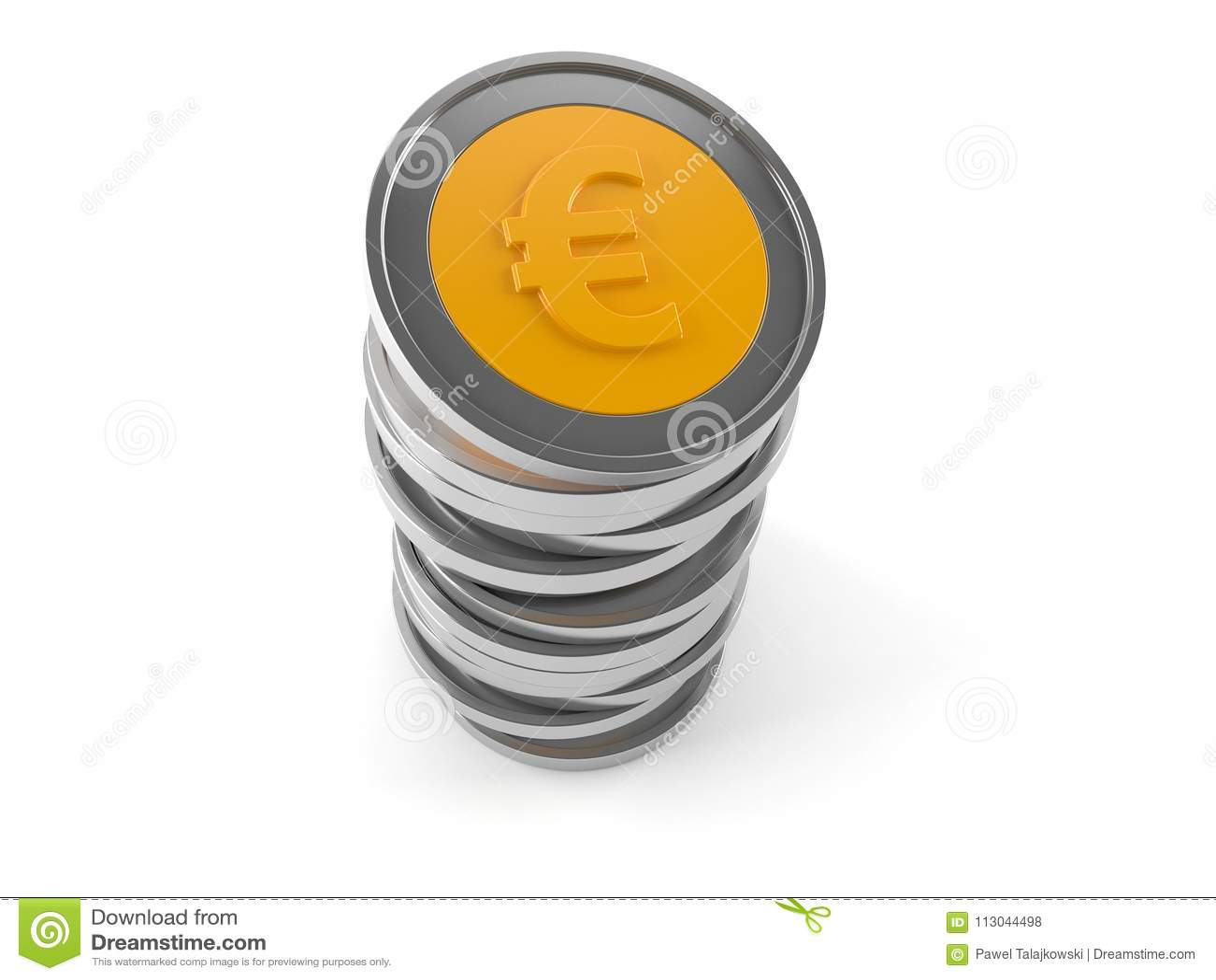 чеканит евро