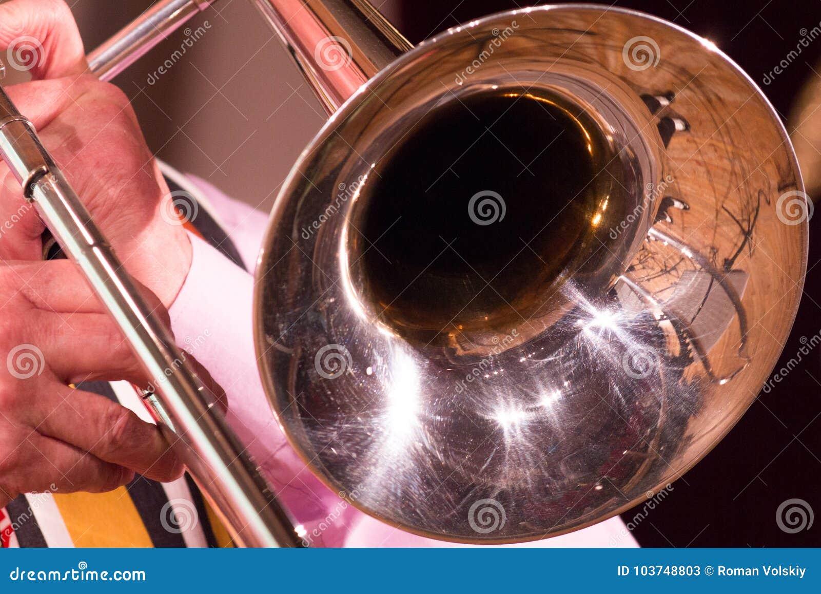 ноты для тромбона джаз