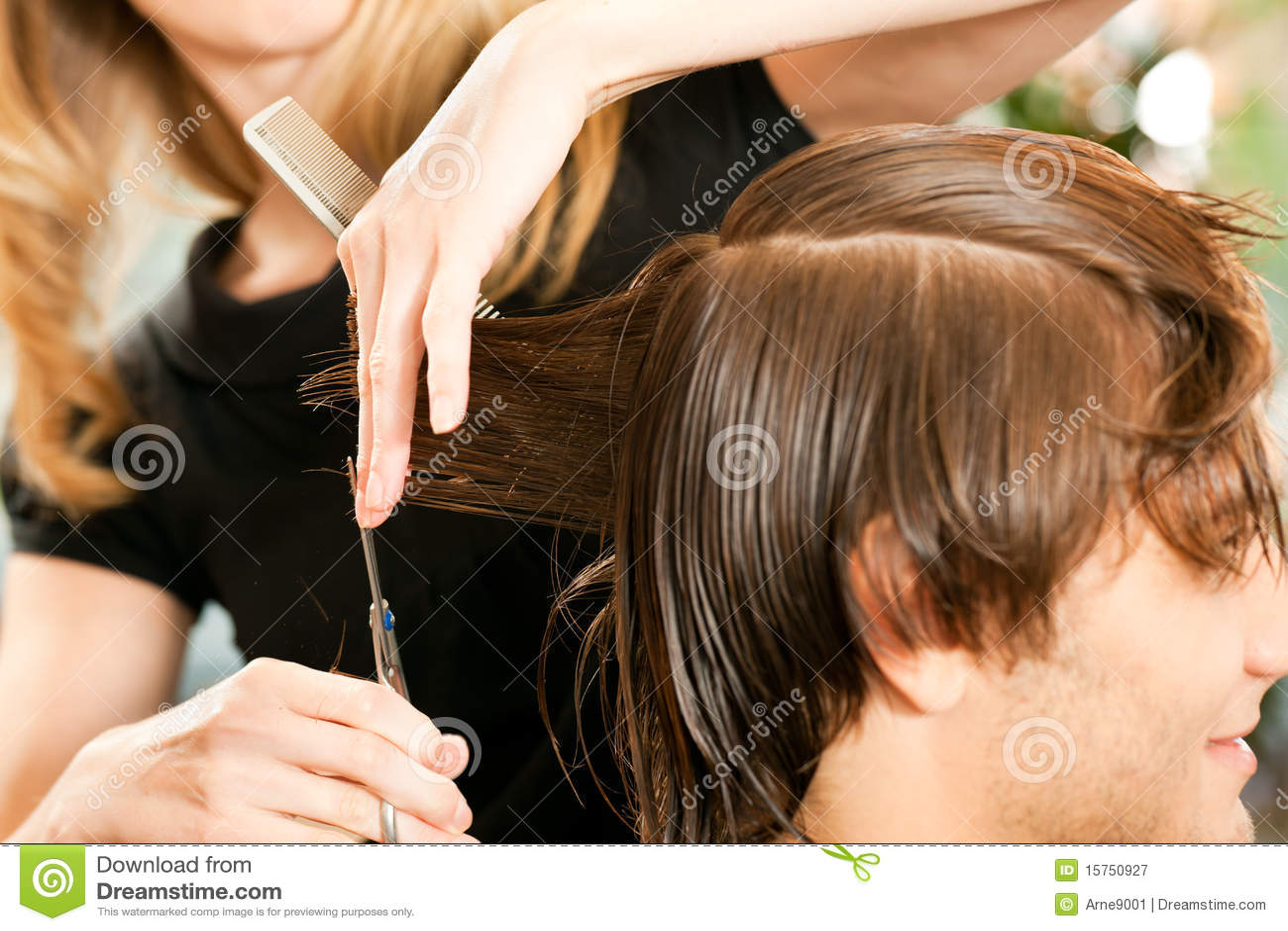 К чему снится сон когда отстригают волосы