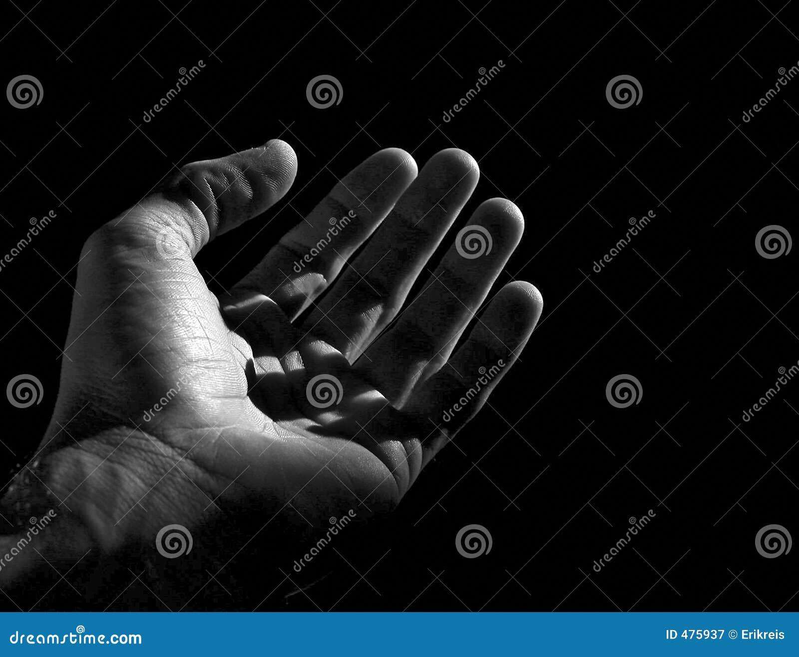 человек руки