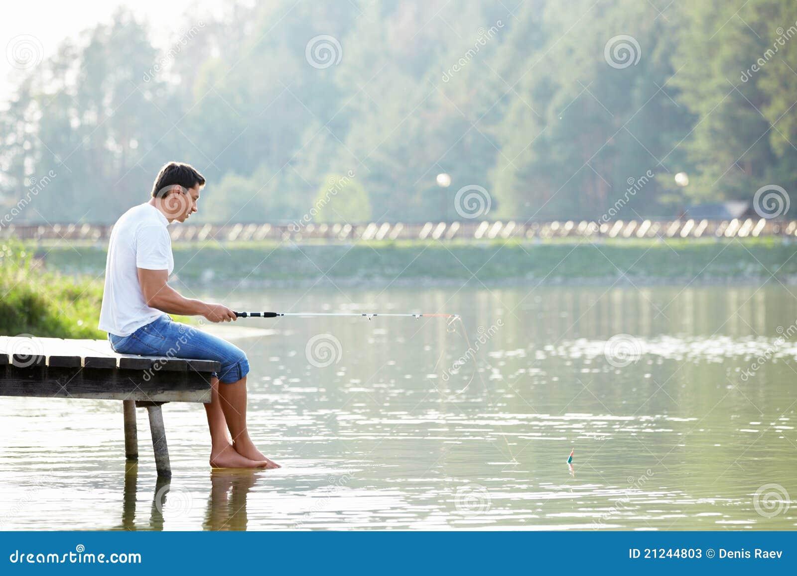 Фото на рыбалке парней 8 фотография