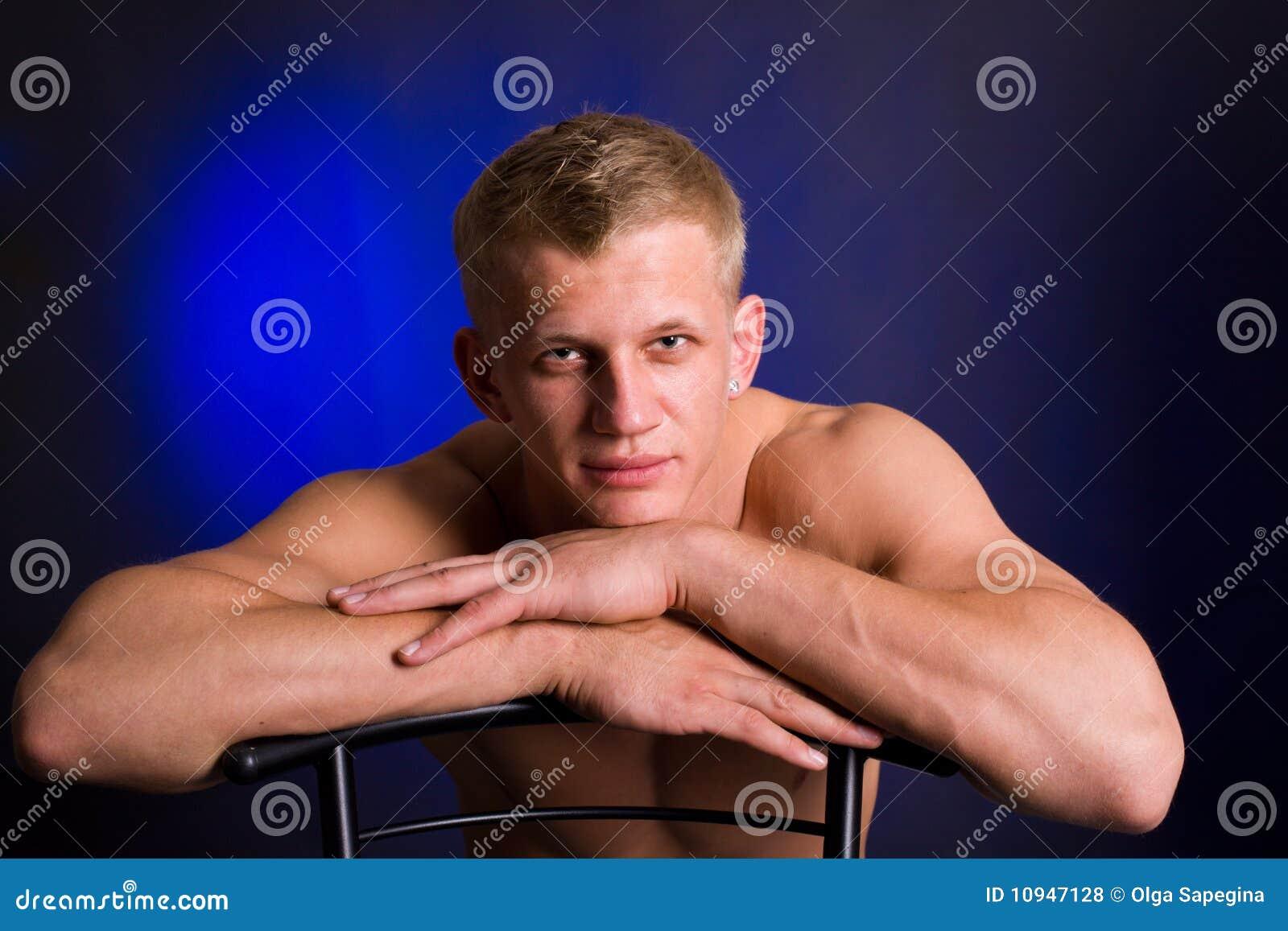 человек спортсмена