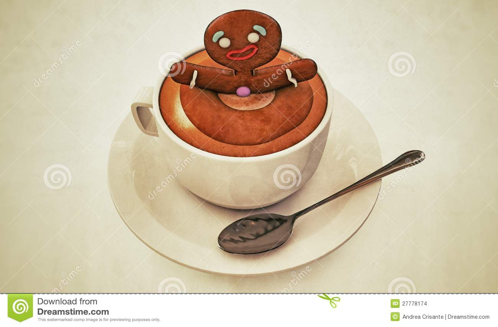 Человек Gingerbread