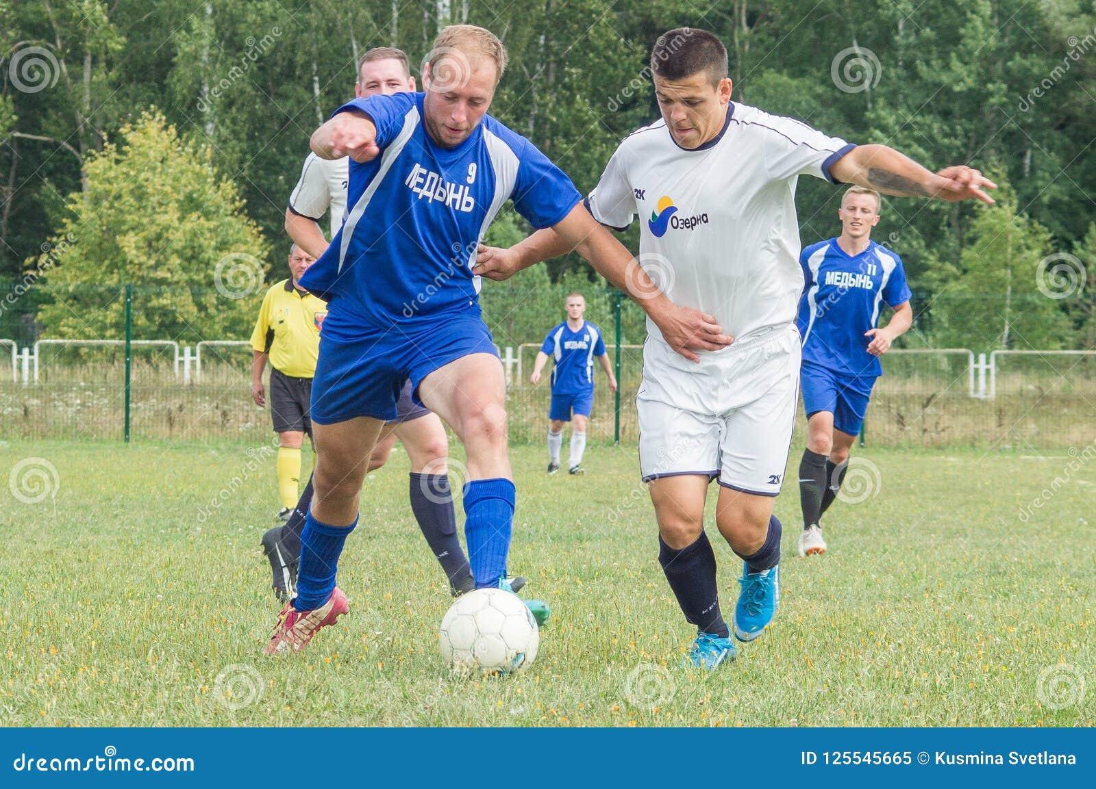 Чемпионат футбола дилетанта в зоне Kaluga России