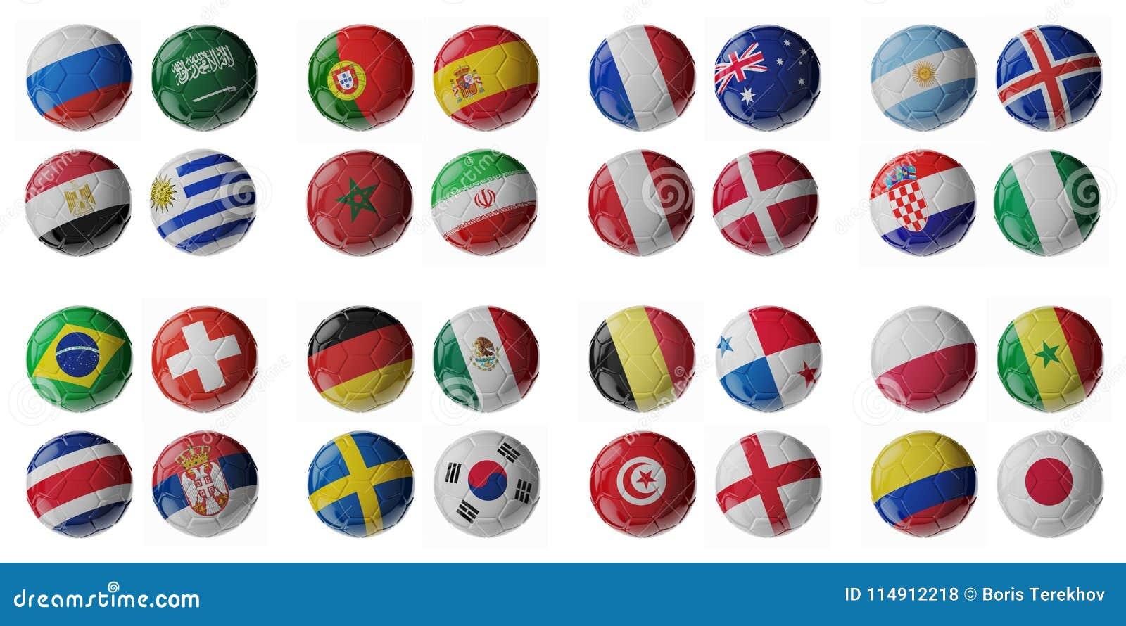 Чемпионат 2018 футбола Футбол/футбольные мячи