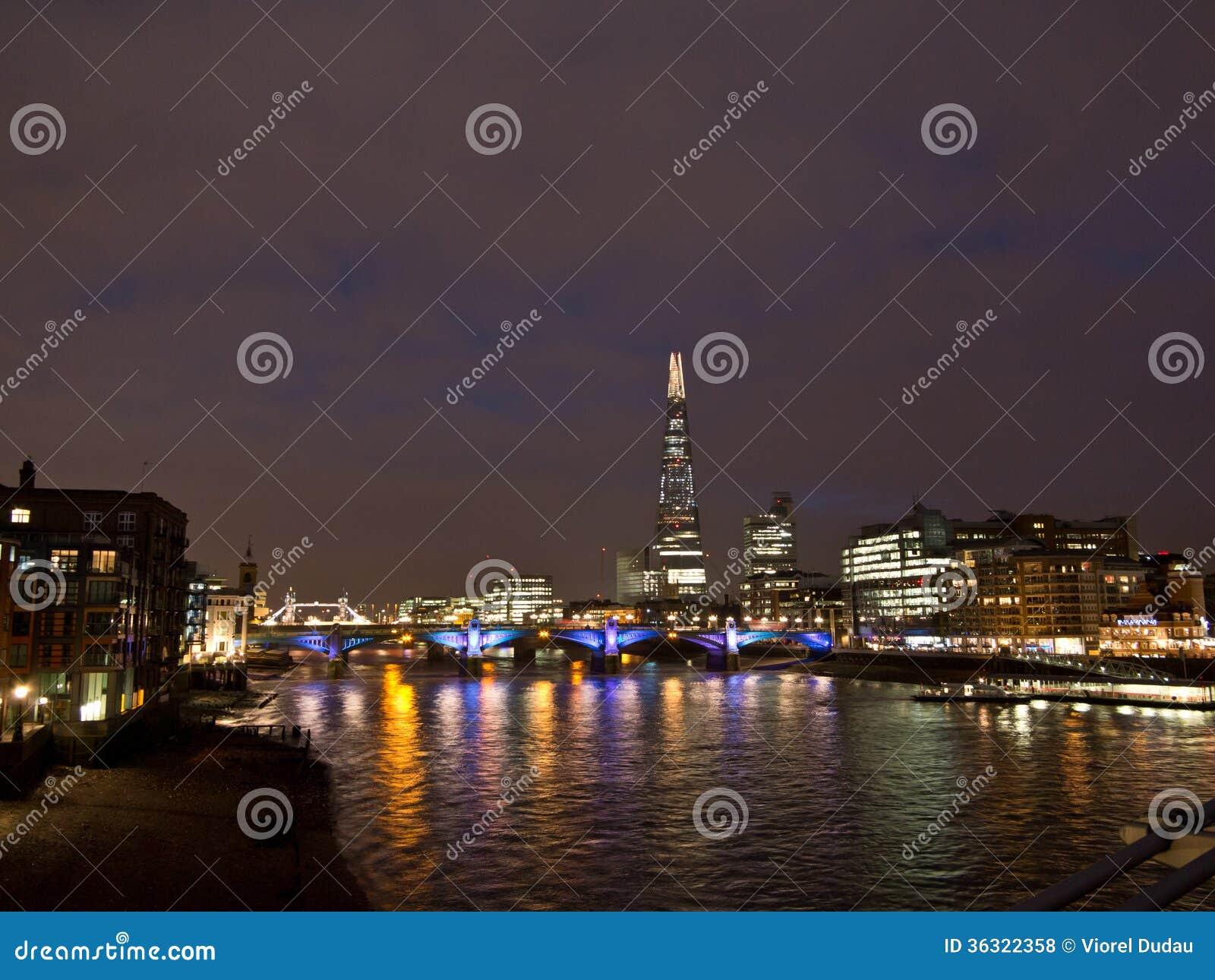 Черепок в Лондоне