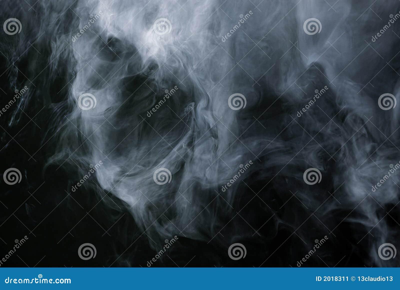череп привидения