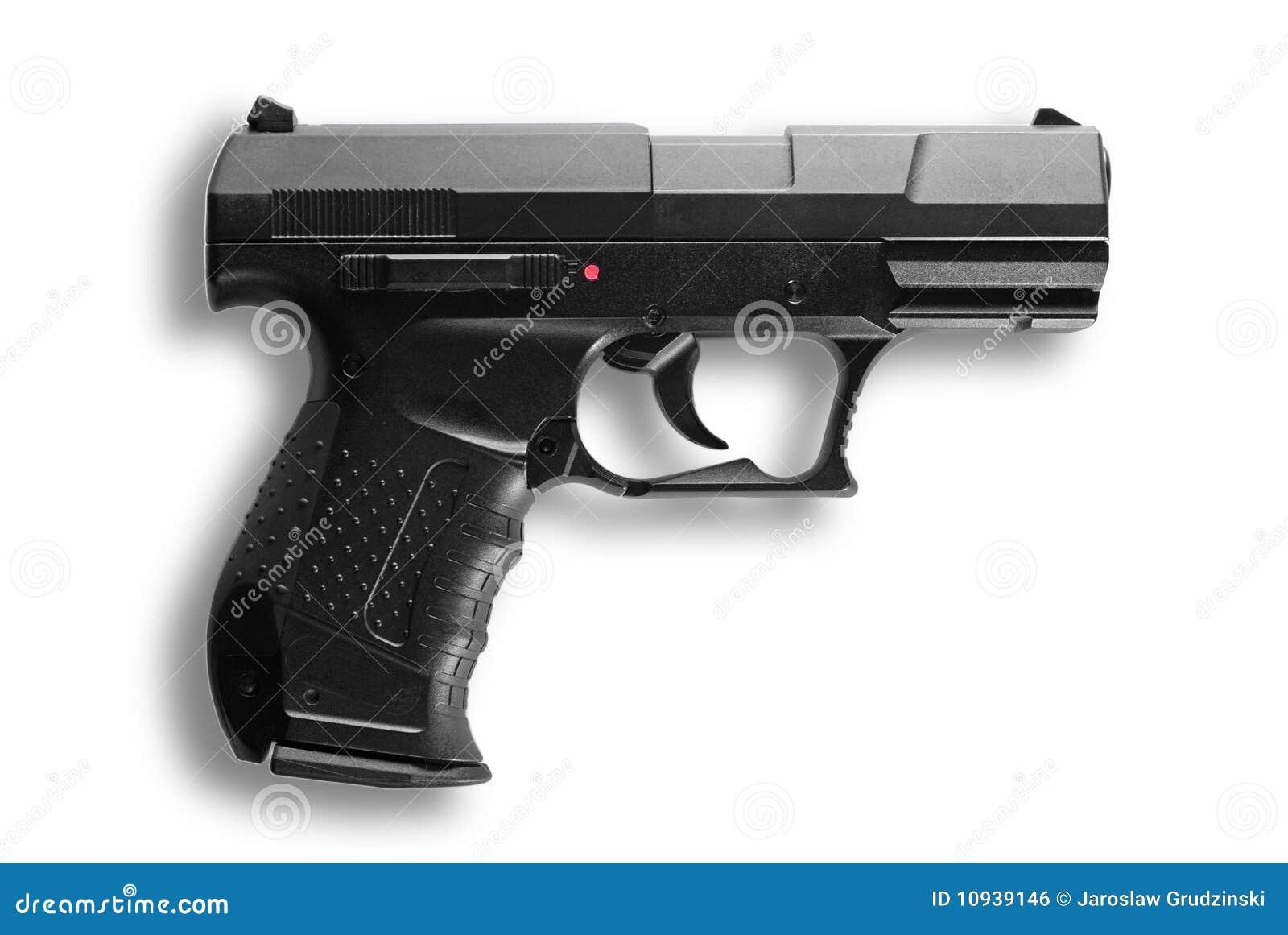 черная пушка
