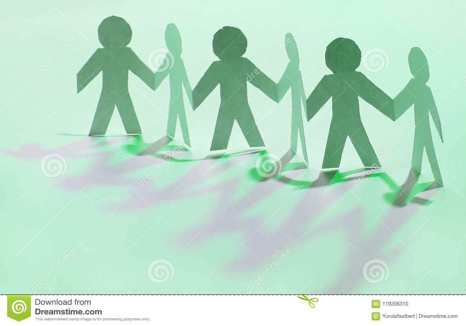 черной сыгранность принципиальной схемы 3d изолированная иллюстрацией стоять людей команды бумажный