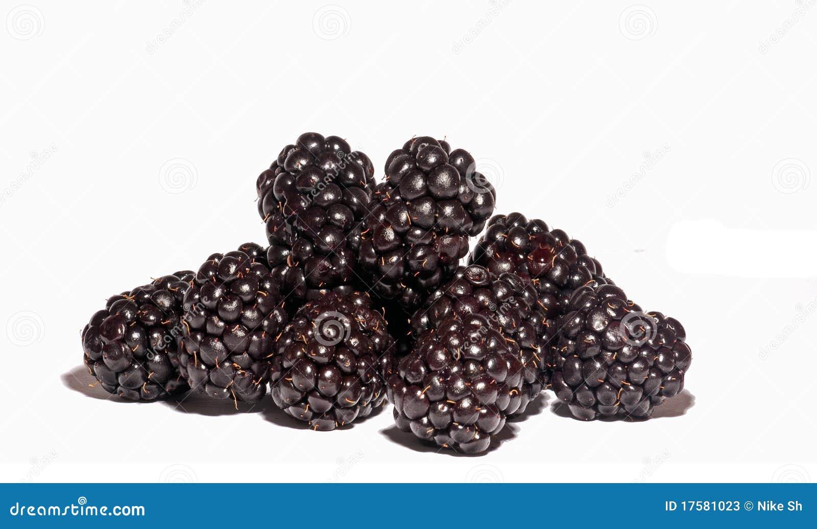 чернота ягод
