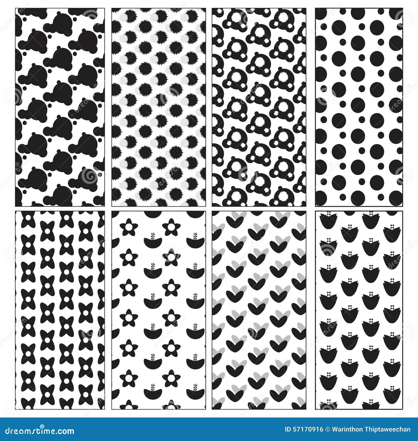 черно белые милые картинки